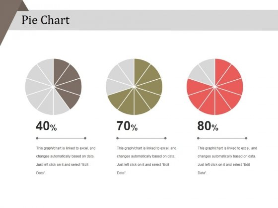 Pie Chart Ppt PowerPoint Presentation Layouts Example