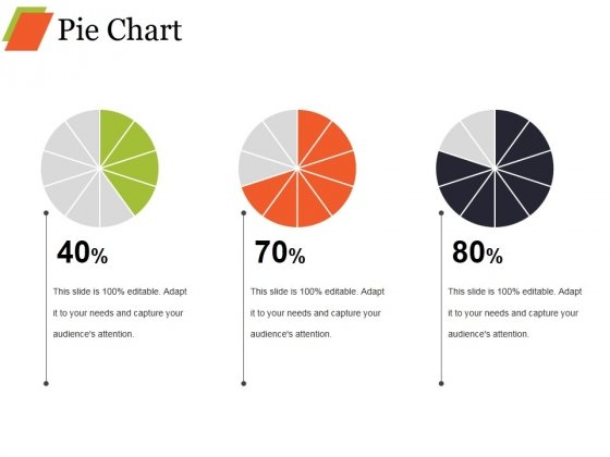 Pie Chart Ppt PowerPoint Presentation Layouts Topics