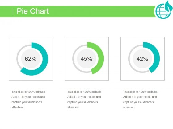 Pie Chart Ppt PowerPoint Presentation Template