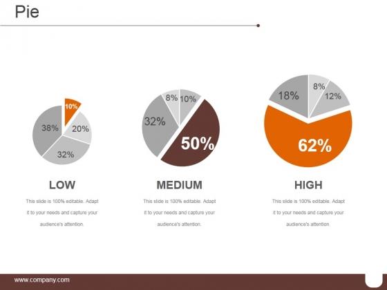Pie Template 1 Ppt PowerPoint Presentation Styles