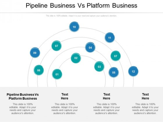 Pipeline Business Vs Platform Business Ppt PowerPoint Presentation Layouts Vector Cpb Pdf