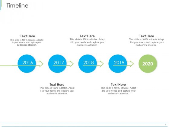Pitch Deck For Mezzanine Financing Timeline Ppt Summary Graphics Example PDF