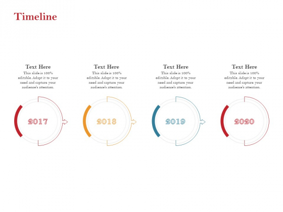 Pitch Deck For Raising Capital For Inorganic Growth Timeline Introduction PDF