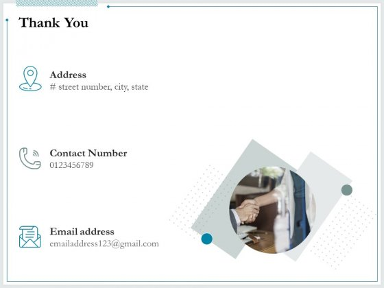 Pitch Deck For Raising Funds From Product Crowdsourcing Thank You Sample PDF