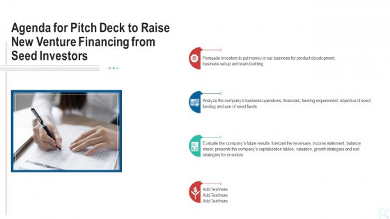 Pitch_Deck_To_Raise_New_Venture_Financing_From_Seed_Investors_Ppt_PowerPoint_Presentation_Complete_Deck_With_Slides_Slide_2