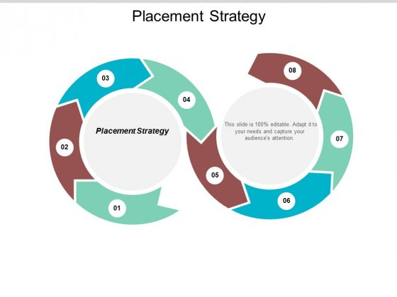 Placement Strategy Ppt PowerPoint Presentation Styles Topics Cpb