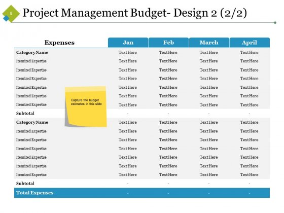 Planning_Cost_Management_Ppt_PowerPoint_Presentation_Complete_Deck_With_Slides_Slide_8