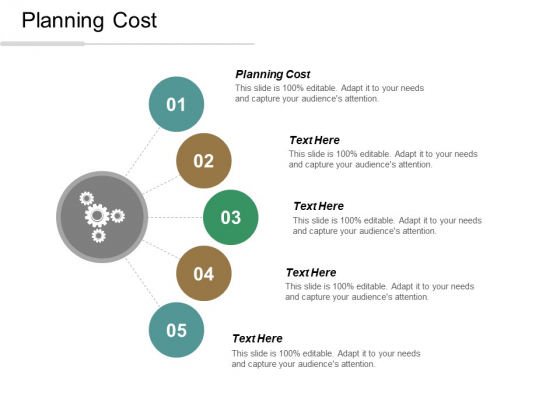 Planning Cost Ppt PowerPoint Presentation Styles File Formats