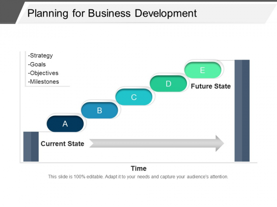 Planning For Business Development Ppt PowerPoint Presentation Professional Icons