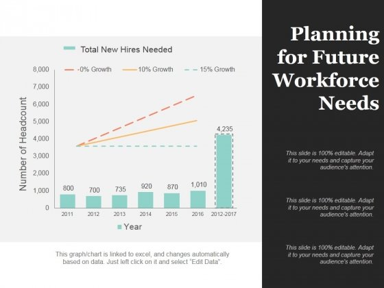 Planning For Future Workforce Needs Ppt PowerPoint Presentation Styles Professional