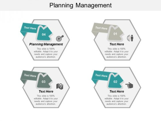 Planning Management Ppt PowerPoint Presentation Summary Templates Cpb