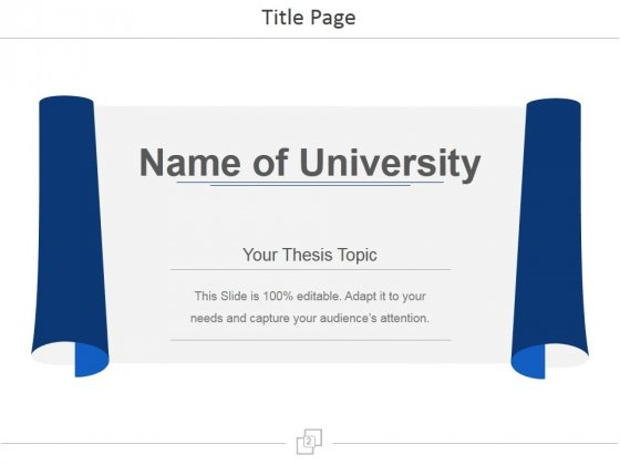 Planning_Thesis_Proposal_Ppt_PowerPoint_Presentation_Complete_Deck_With_Slides_Slide_2