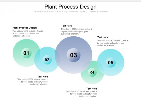 Plant Process Design Ppt PowerPoint Presentation Summary Elements Cpb Pdf
