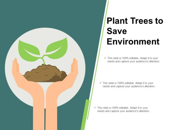 Plant_Trees_To_Save_Environment_Ppt_PowerPoint_Presentation_Styles_Tips_Slide_1