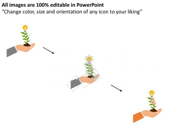 Plant_With_Bulb_Education_Growth_Indication_Powerpoint_Template_2
