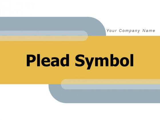 Plead_Symbol_Marketing_Investment_Pitch_Ppt_PowerPoint_Presentation_Complete_Deck_Slide_1