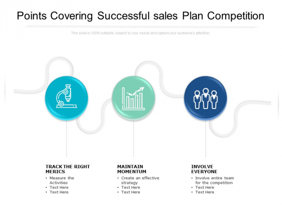 Points Covering Successful Sales Plan Competition Ppt PowerPoint Presentation Inspiration Shapes PDF