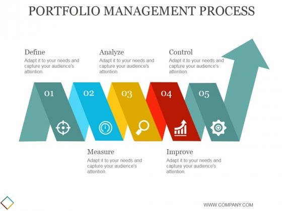 portfolio management process ppt powerpoint presentation layout