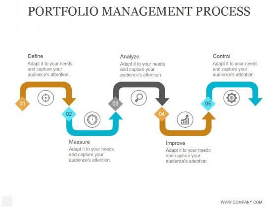 Portfolio Management Process Ppt PowerPoint Presentation Themes
