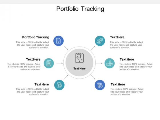 Portfolio Tracking Ppt PowerPoint Presentation Styles Infographic Template Cpb Pdf