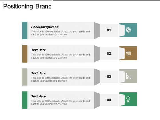 Positioning Brand Ppt PowerPoint Presentation Slides Show Cpb