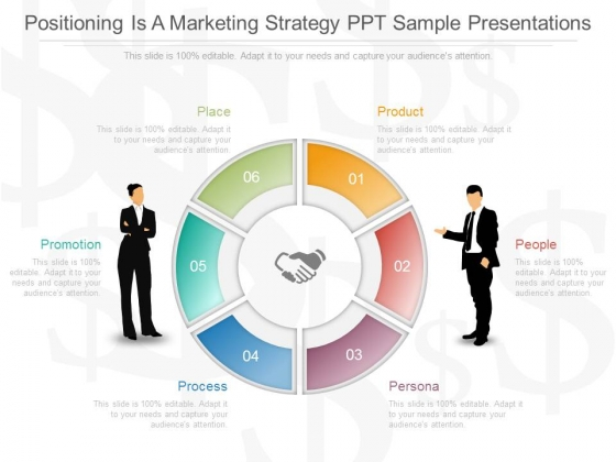Positioning Is A Marketing Strategy Ppt Sample Presentations