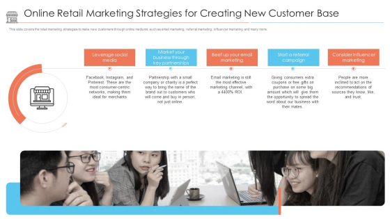 Positioning Store Brands Online Retail Marketing Strategies For Creating New Customer Base Microsoft PDF