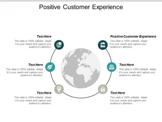 Positive Customer Experience Ppt Powerpoint Presentation Icon Slide Download Cpb