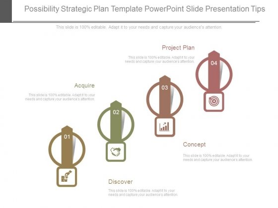 Possibility Strategic Plan Template Powerpoint Slide Presentation Tips