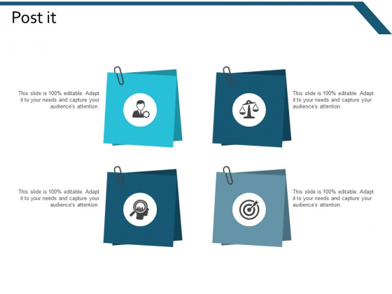 Post It Business Ppt Powerpoint Presentation Icon Backgrounds