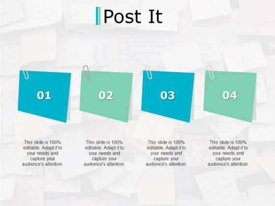 Post It Education Ppt PowerPoint Presentation Infographics Clipart Images
