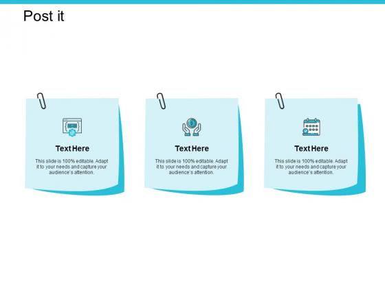 Post It Management Ppt PowerPoint Presentation Show Layout
