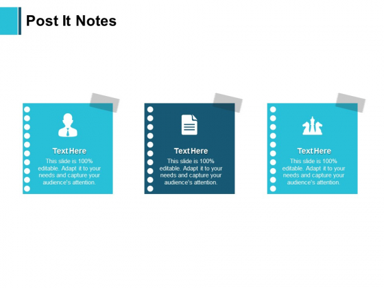Post It Notes Checklist Ppt PowerPoint Presentation Layouts Microsoft