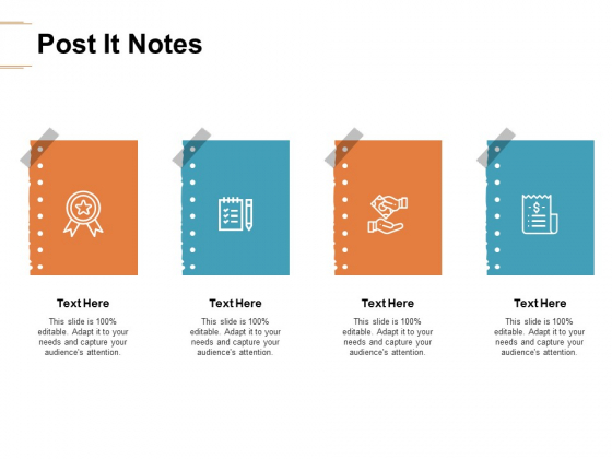 Post It Notes Planning Ppt PowerPoint Presentation Gallery Graphics