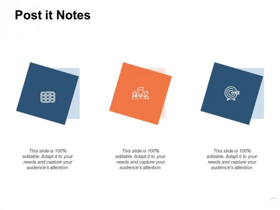Post It Notes Planning Ppt PowerPoint Presentation Information