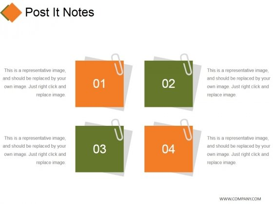 Post It Notes Ppt PowerPoint Presentation Icon Clipart Images