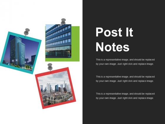 Post It Notes Ppt PowerPoint Presentation Styles Information