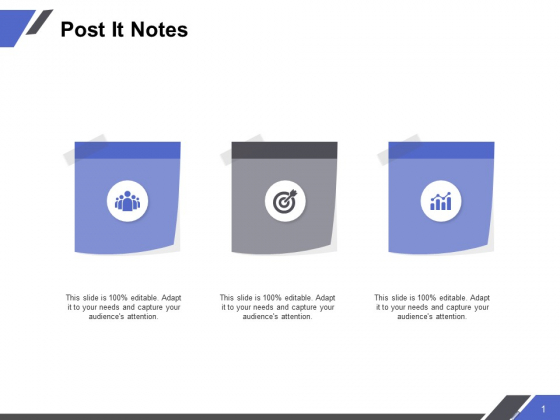 Post It Notes Ppt PowerPoint Presentation Styles Show