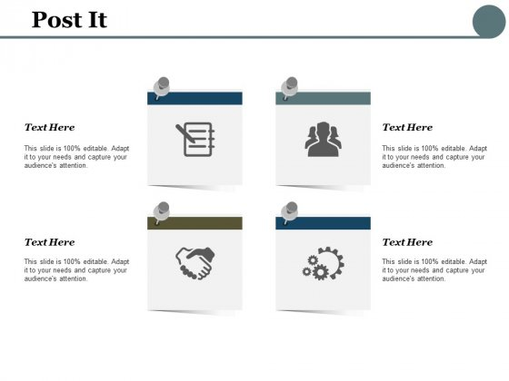 Post It Ppt PowerPoint Presentation Gallery Layouts
