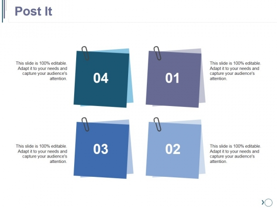 Post It Ppt PowerPoint Presentation Icon Templates