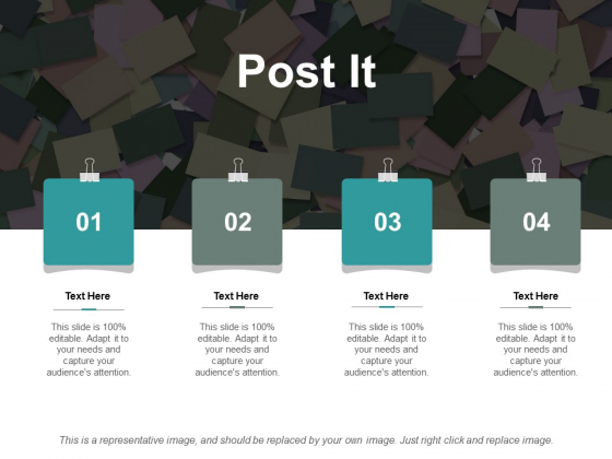 Post It Ppt PowerPoint Presentation Infographic Template Example Introduction