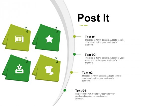 Post It Ppt PowerPoint Presentation Infographic Template Outfit