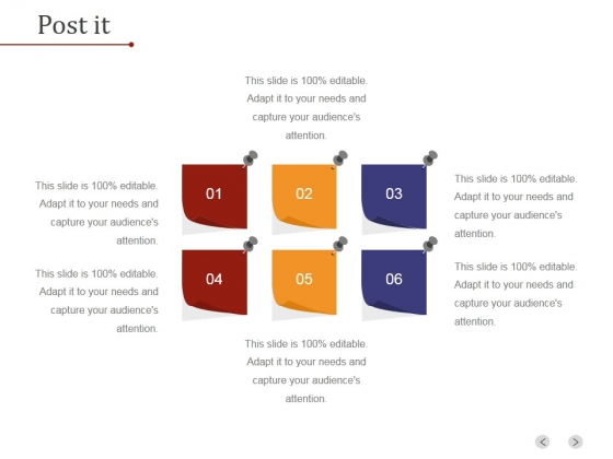 Post It Ppt PowerPoint Presentation Inspiration