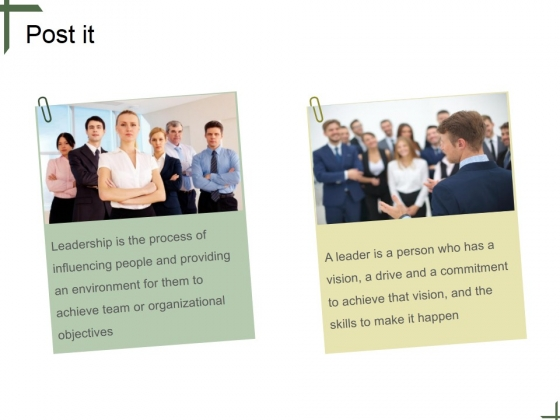 Post It Ppt PowerPoint Presentation Layouts Themes