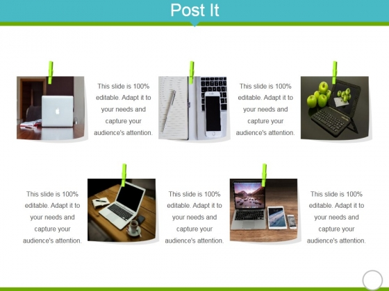 Post It Ppt PowerPoint Presentation Styles Background Image