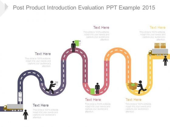 Post Product Introduction Evaluation Ppt Example 2015
