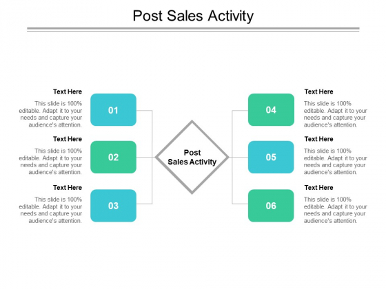 Post Sales Activity Ppt PowerPoint Presentation Layouts Mockup Cpb Pdf