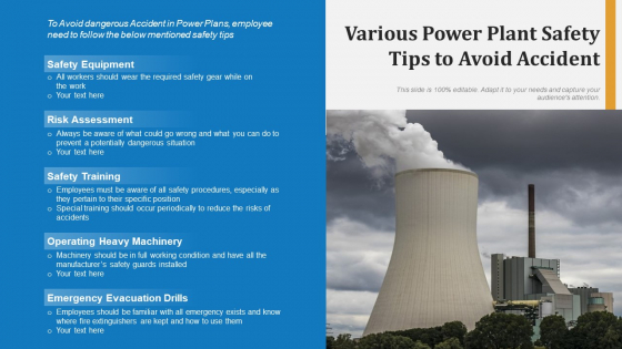 Power_Station_Safety_Training_Communication_Ppt_PowerPoint_Presentation_Complete_Deck_With_Slides_Slide_11