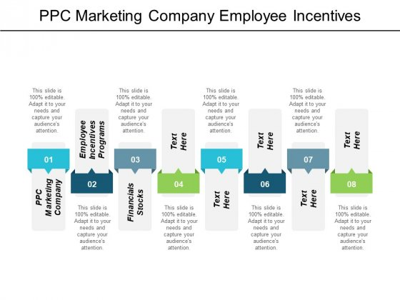 Ppc Marketing Company Employee Incentives Programs Financials Stocks Ppt PowerPoint Presentation Outline Influencers