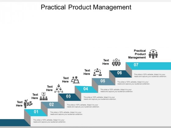 Practical Product Management Ppt PowerPoint Presentation Slides Template Cpb